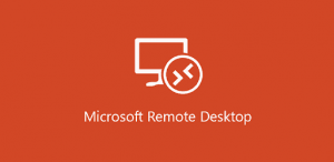BIGCloud app for remote desktop